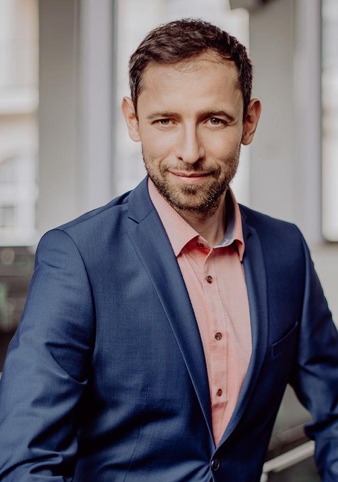 Gunter Hahn Geschäftsführer